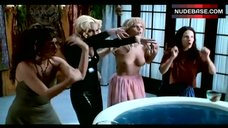 Sammi Davis Shows Breasts – Four Rooms