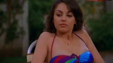Mila Kunis Sexy in Bikini – That '70S Show