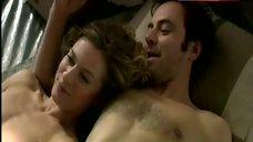Lisa Martinek Sex Scene – Wo Bleibst Du, Baby?