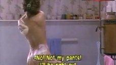Angela Finocchiaro Shows Nude Ass – Volere Volare
