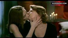 Angela Finocchiaro Lesbian Kissing – Don'T Tell