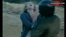 Catherine Deneuve Flashes Breasts – L' Agression