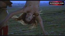 Helga Line Boobs Scene – Horror Rises From The Tomb