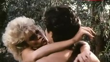 7. Amber Lynn Flashes Breasts – Evils Of The Night