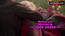 10. Bo Derek Boobs Scene – Bolero