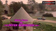 2. Bo Derek Boobs Scene – Bolero