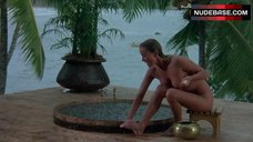 3. Bo Derek Naked Boobs and Butt – Ghosts Can'T Do It