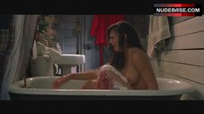 Cerina Vincent Nude Breasts – Cabin Fever