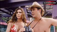 Cerina Vincent Bikini Scene – The Surfer King