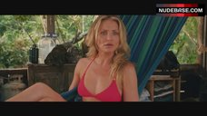 Hot Cameron Diaz in Pink Bikini – Knight And Day