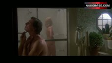 5. Angie Dickinson Naked under Shower – Dressed To Kill
