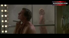 6. Angie Dickinson Naked under Shower – Dressed To Kill