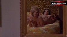 1. Angie Dickinson Nude in Bed – Pretty Maids All In A Row