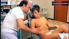 8. Paola Senatore Boobs Scene – L' Infermiera Di Notte
