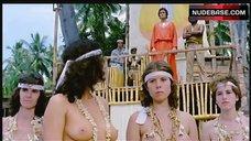 8. Paola Senatore Boobs Scene – Eaten Alive