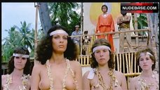 Paola Senatore Boobs Scene – Eaten Alive