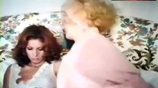 8. Paola Senatore Shows Boobs in Lesbian Scene – Affair