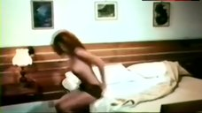 6. Paola Senatore Bare Boobs and Bush – Affair