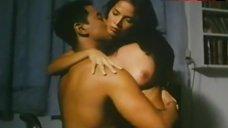 8. Patricia Javier Bare Tits – Gamitan