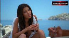 Roselyn Sanchez Hot Scene – Boat Trip