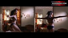 Roselyn Sanchez Underwear Scene – Yellow