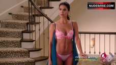 Roselyn Sanchez in Bra and Panties – Devious Maids