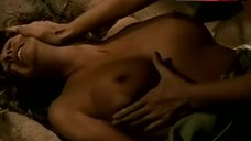 Lori Jo Hendrix Boobs Scene – Prison Heat