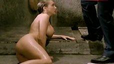 Lori Jo Hendrix Nude and Wet – Prison Heat