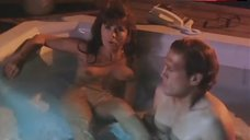 Ava Cadell Naked in Hot Tub – Fit To Kill