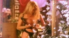 7. Camille Grammer Naked Breasts and Ass – Marilyn Chambers' Bedtime Stories