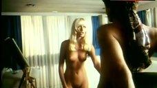 Ursula Buchfellner Full Frontal Nude – Drei Lederhosen In St. Tropez