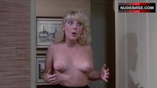 9. Tessa Richarde Boobs Scene – The Last American Virgin