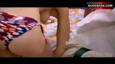 Veronica Gamba Topless Scene – Smokey And The Bandit Iii