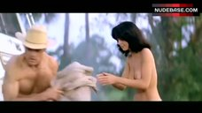 Veronica Gamba Shows Nude Tits – Smokey And The Bandit Iii