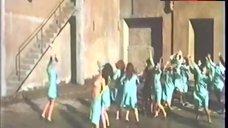 2. Anita Strindberg Boobs Scene – Women In Cell Block 7