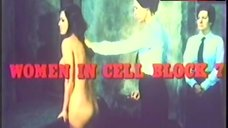 3. Eva Czemerys Nude Ass and Boobs – Women In Cell Block 7