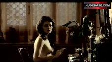 Eva Czemerys Nude Breasts – La Gatta In Calore
