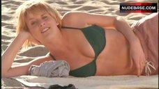 Laurel Holloman Bikini Scene – The First To Go