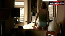 Laurel Holloman Underwear Scene – The L Word
