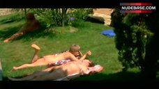 2. Sinead Cusack Naked Ass – Stealing Beauty