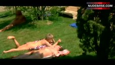 4. Sinead Cusack Naked Ass – Stealing Beauty