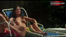 Fran Drescher Bare Tits – The Hollywood Knights