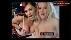 Mercedes Mcnab Naked Breasts – Hatchet