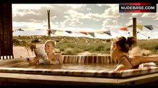 3. Kelli Garner Bikini Scene – Dreamland