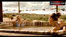 4. Kelli Garner Bikini Scene – Dreamland