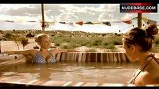 5. Kelli Garner Bikini Scene – Dreamland