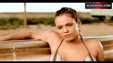 7. Kelli Garner Bikini Scene – Dreamland