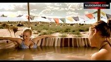 9. Kelli Garner Bikini Scene – Dreamland