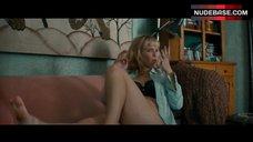 Kelli Garner Lingerie Scene – Horns