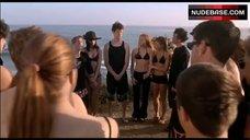 10. Schuyler Fisk Bikini Scene – Orange County